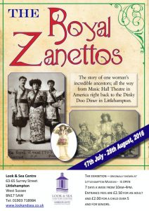Zanettos Poster Look and Sea-page-001 small